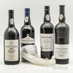 Mixed Port, 4 bottles