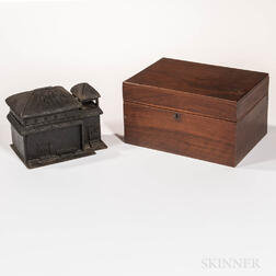 Two Cigar Boxes
