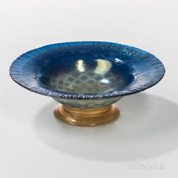 Tiffany Favrile Bowl