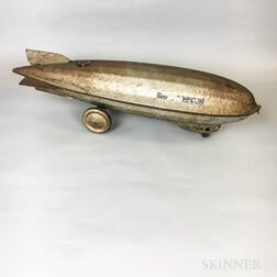 Steelcraft Graf Zeppelin Pull Toy