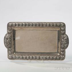 Mexican Sterling Silver Tray