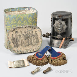 Militia Shako and Accessories