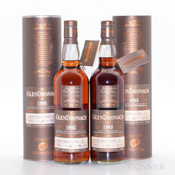Glendronach, 1 750ml bottle1 70cl bottle (ot)
