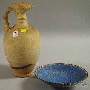 Two Asian Ceramic Items