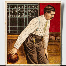 Group of Mecca and Hassan Cigarette Sports Cards