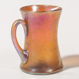 Tiffany Favrile Pitcher