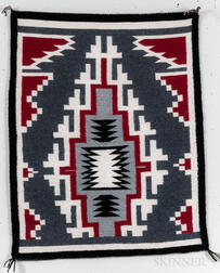 Small Contemporary Navajo Textile