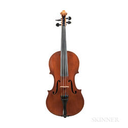 Violin, Possibly Italo-American