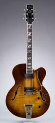 American Archtop Electric Guitar, Heritage Guitar Incorporated, Kalamazoo, c. 1990
