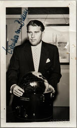 von Braun, Wernher, Signed Photograph and Three Other Photographs.