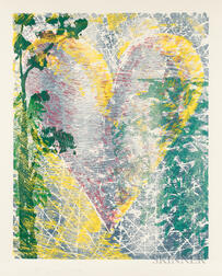 Jim Dine (American, b. 1935)      To the Lake