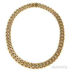 18kt Gold Necklace, Bulgari