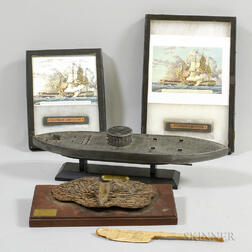 Group of Maritime Relics