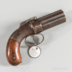Manhattan Arms Company Pepperbox Pistol
