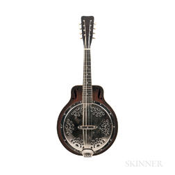 Dobro Model 250 Resonator Mandolin, c. 1930
