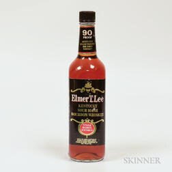Elmer T Lee Single Barrel, 1 750ml bottle
