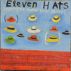 American School, 21st Century      Eleven Hats Looking for Some Good Heads