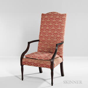 Inlaid Lolling Chair