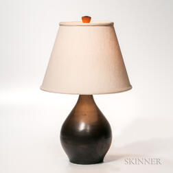Jane and Gordon Martz Pottery Table Lamp