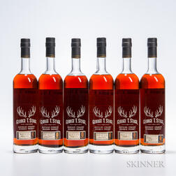 Buffalo Trace Antique Collection George T Stagg Vertical, 6 750ml bottles
