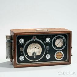Vintage Richfield Air/Fuel Ratio Analyzer