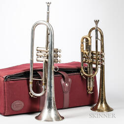 Cornet and Flugelhorn, Elkhart