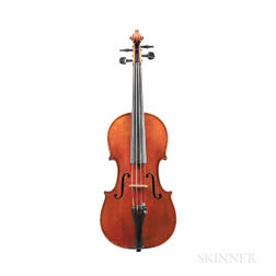German Violin, Markneukirchen