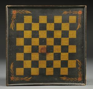 Painted Checkerboard