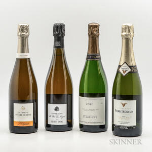 Mixed Champagne, 4 bottles