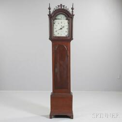 Cherry Tall Case Clock
