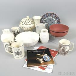 Small Group of Wedgwood Items