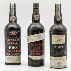 Quinta do Noval, 3 bottles