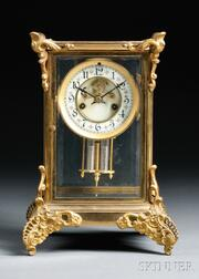 Waterbury Clock Company Crystal Regulator