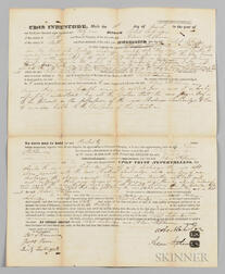 Indenture of a Negro Boy