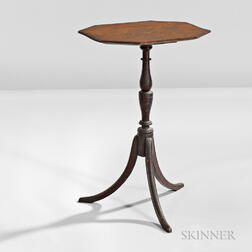 Inlaid Candlestand