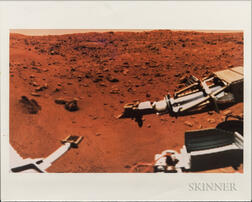 Viking 1, A Summer Day on Mars, August 15, 1976.