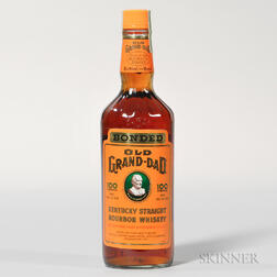Old Grand Dad 8 Years Old, 1 750ml bottle