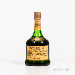 Rothschild Napoleon VSOP, 1 4/5 quart bottle Spirits cannot be shipped. Please see http://bit.ly/sk-spirits for more info.