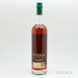 Buffalo Trace Antique Collection Sazerac Rye 18 Years Old 1984, 1 750ml bottle