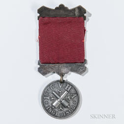1st Connecticut Heavy Artillery Veteran's Medal