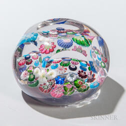 Clichy Glass Paperweight
