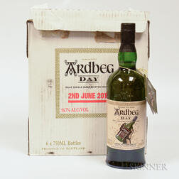 Ardbeg Day, 6 750ml bottles (oc)