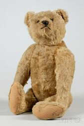 Steiff Articulated Blond Mohair Teddy Bear