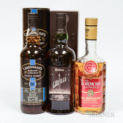 Mixed Single Malt, 3 750ml bottles
