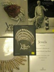 Group of Six Jewelry Books