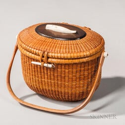 Jeanne Reis Nantucket Purse