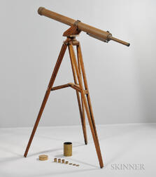 Thomas Cooke & Sons 3 1/2-inch Refracting Telescope