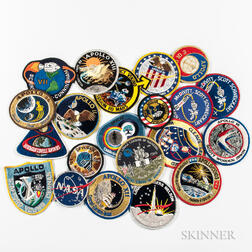 NASA: Souvenir Patches, Buttons, and Decals.