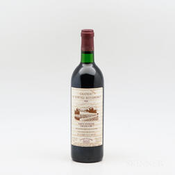 Chateau Tertre Roteboeuf 1985, 1 bottle
