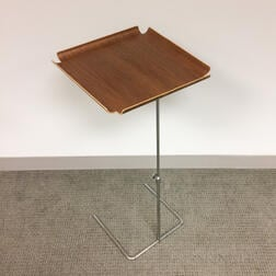 George Nelson for Herman Miller Adjustable Tray Table